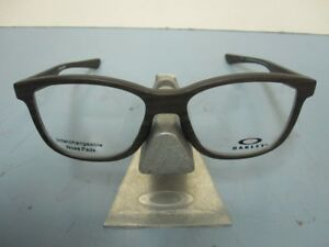 5467d869c3 OAKLEY mens RX eyeglass frame Cross Step Trubridge Woodgrain OX8106 ...