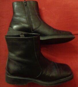 Easy Spirit Black Ankle Boots Women's
