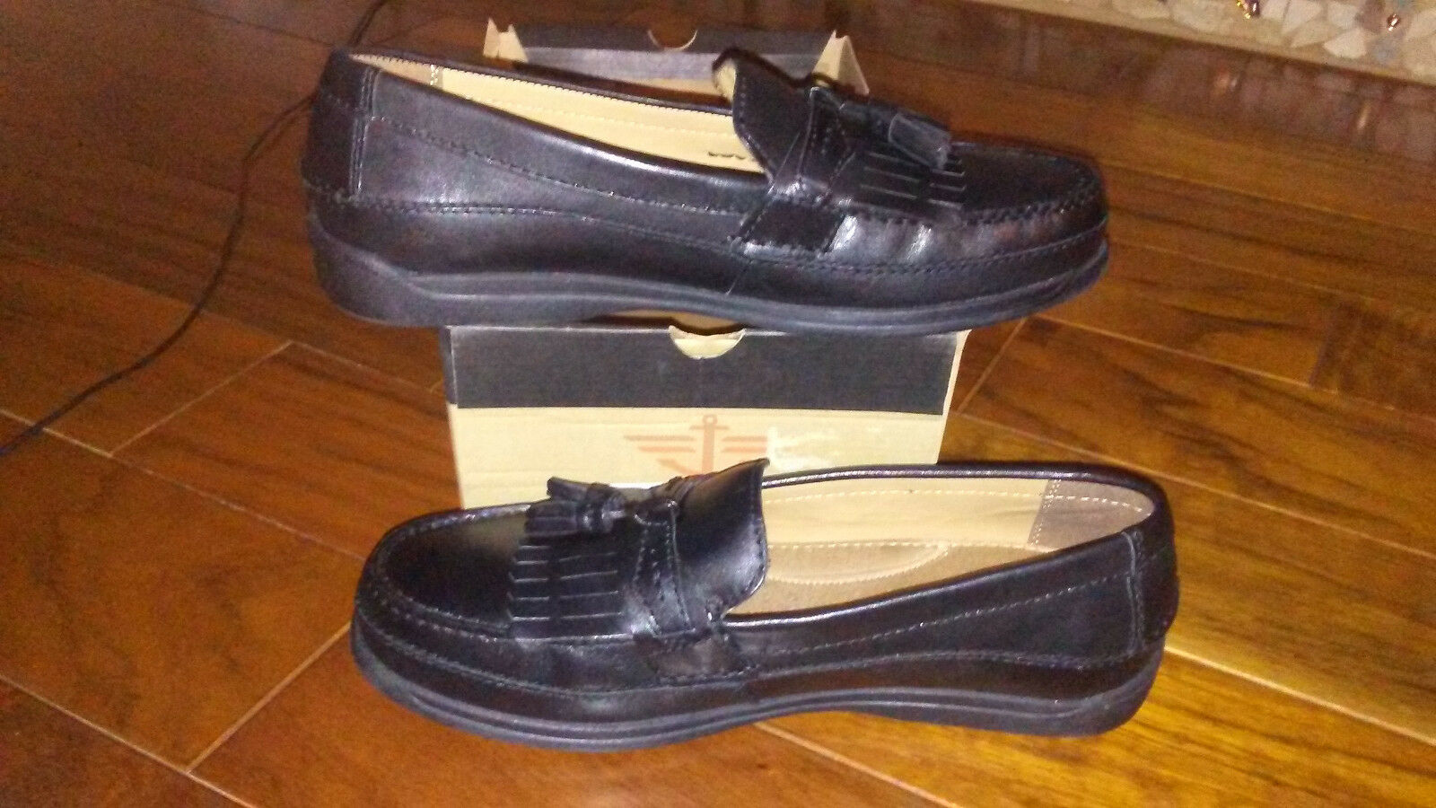 NEW $69 Sinclair Mens Dockers Sinclair $69 Shoes, size 12 d3dc92