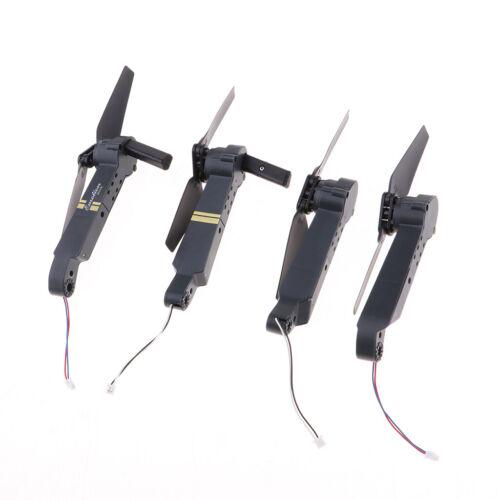 JY019 Drone Ersatzteil Propellerblatt Gang Bewegungs Stativ Batterie Für E58