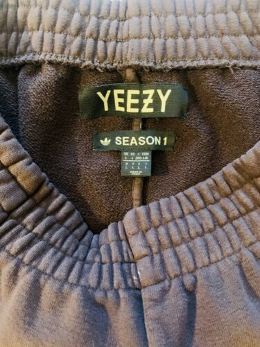 Yeezy season 1 Tab Brown Sweats