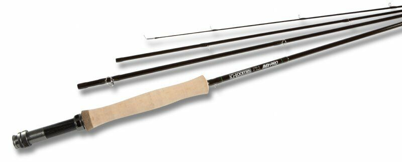 G.Loomis IMX-PRO 696-4 Fly Rod - 9'6 - 6wt - 4pc - New - FREE FLY LINE