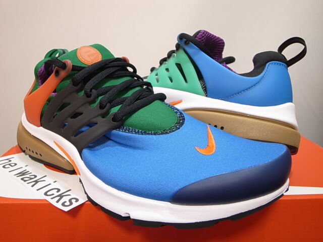 best service bd409 37b73 2016 NIKE AIR PRESTO QS GREEDY BEAMS WHAT THE MULTI-COLOR 886043-400 size