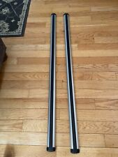 """New THULE ARB53 53/"""" AeroBlade 2x 134cm Load Bars Bars Only"""