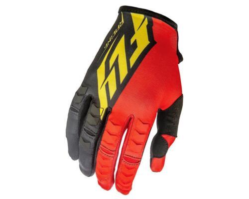 369-41307-P Fly Racing Kinetic MTB Glove Red//Black//Yellow