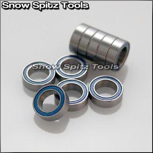 [Lot 10 PCS] MR85-2RS 5*8*2.5 5x8x2.5 mm Rubber Sealed (Blue) Ball Bearings
