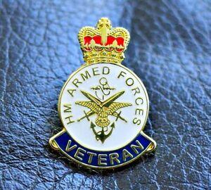 ARMED-FORCES-ENAMEL-PIN-BADGE-UK-VETERAN-REMEMBRANCE-DAY-2019