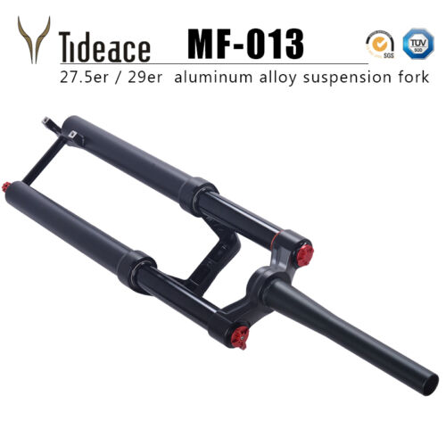 Alloy Aluminum Full Suspension Mountain Bicycle Forks OEM MTB Bike Front Fork