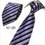 Classic-Red-Black-Blue-Mens-Tie-Paisley-Stripe-Silk-Necktie-Set-Wedding-Jacquard thumbnail 39