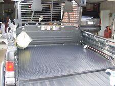 GATOR BED -CARGO MAT FOR JOHN DEERE GATOR 825, 625 - DIAMOND PATTERN 1/4