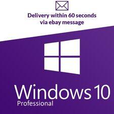 windows 10 professional 64 bit upgrade
