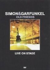 "SIMON & GARFUNKEL ""OLD FRIENDS LIVE ON STAGE"" DVD NEU"