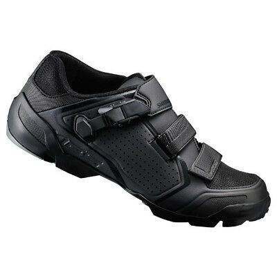 SHIMANO SH-ME5 Mountainbike Schuhe Gr44 schwarz MICHELIN Sohle neue Innensohle