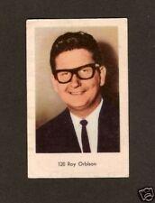 Roy Orbison 1960s Euro Card    #120