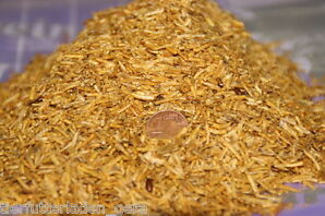 1000ml Maden getrocknet Schildkrötenfutter Vogelfutter Mehlwürmer alternative