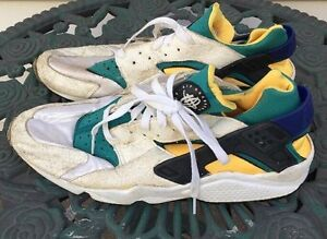 897563938a41 Image is loading Vintage-Nike-Huarache-Runner-15-Og-1992-Worn