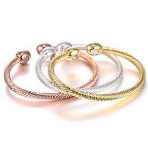 Women Men Copper Magnetic Bracelet