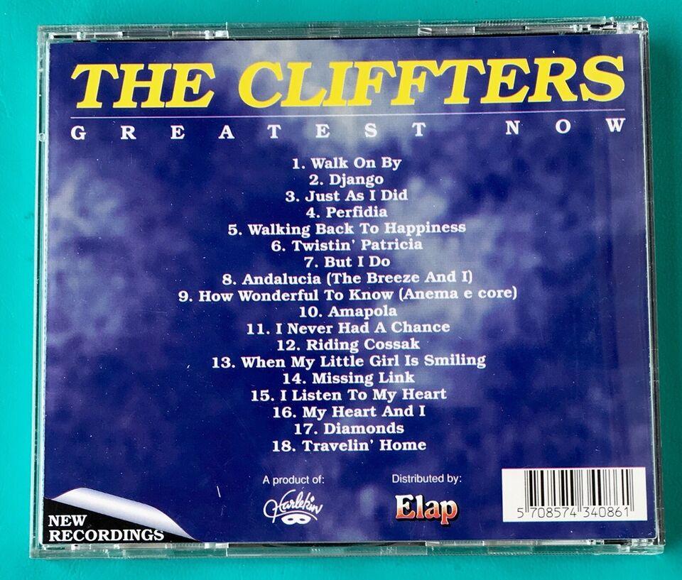 The Cliffters (3CD): Samling, pop