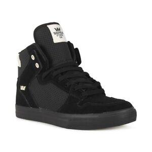 Off-white Black SchöNer Auftritt Black Klug Supra Vaider High Top Shoes