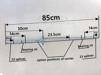 Huffy Slider Drift Trike Go Kart 25MM-30MM Bearing Hangers PAIR