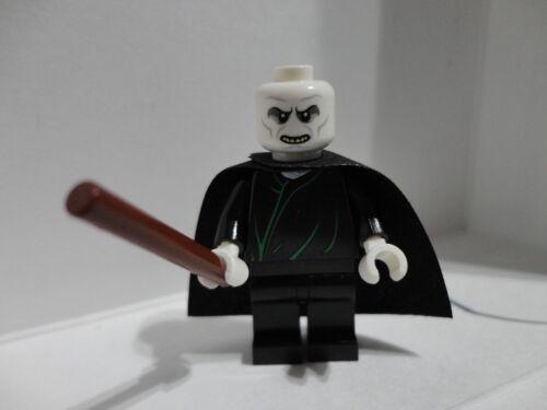 LEGO LORD VOLDEMORT w//wand mini fig New Minifigure 71247 HARRY POTTER Dimensions