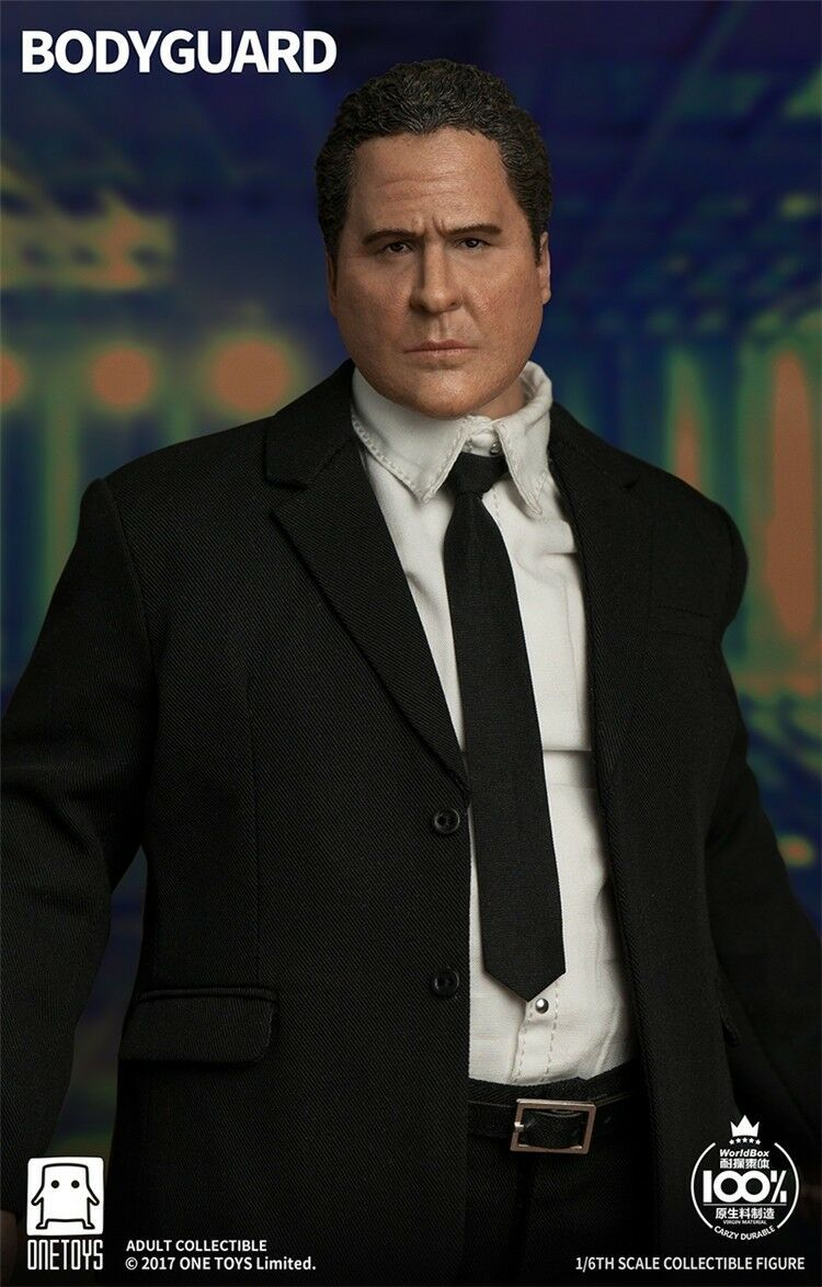 One Toys OT-005 1 6 Fat Bodyguard Personal Bodyguard Action Figure Doll 12'' Toy