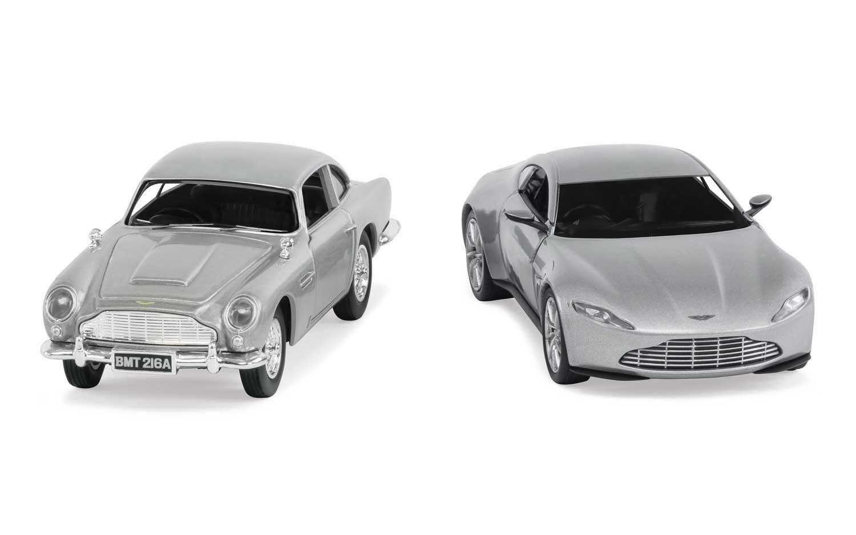 Corgi James Bond Aston Martin Db10 e Db5 - 'Spectre' Doppie 1pacco 3 6 - Cc08099