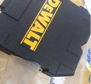 Original Dewalt Dw089 Plastic Box Only Box Laser Carry Box