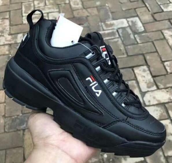 FILA Disruptor II 2 Womens Athletic Sneakers Running Training Casual Sport Shoes 9