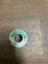6337 Rosin Core Solder 032 Dia 1 Lb