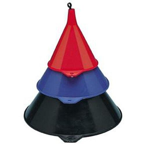 Plews 75-075 Funnel Plastic 3Pc Set