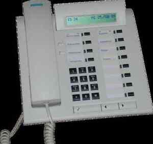 Siemens-Optiset-E-Standard-Warmgrau-Hipath-Hicom-Rechnung-inkl-MwSt-aus-DE
