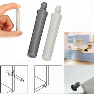 Image is loading 10pcs-Quiet-Door-Cabinet-Cupboard-D&er-Buffer-Soft-  sc 1 st  eBay & 10pcs Quiet Door Cabinet Cupboard Damper Buffer Soft Closer Cushion ...