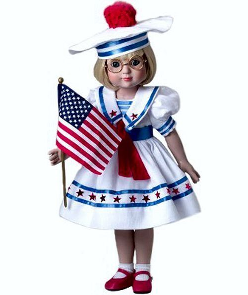 Robert Tonner Ann Estelle Collection Star Spangled Sailor Outfit Only