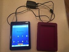 "Pandigital 7"" Media Tablet 2GB Wi-Fi Black, READ DESCRIPTION"