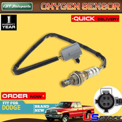 3pcs Oxygen O2 Sensor 1 Sensor 2 for 1996 Dodge Ram 1500 2500 5.2L 5.9L OE Plug
