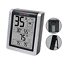 House-Greenhouse-Indoor-Digital-Humidity-Thermometer-Monitor-Wireless thumbnail 1