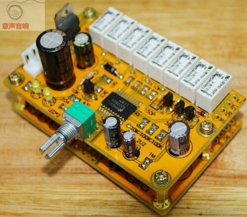 Advanced relay volume control board relay volume board HIFI volume board