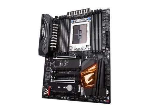 GIGABYTE X399 AORUS PRO sTR4 AMD X399 SATA 6Gb//s USB 3.1 ATX AMD Motherboard