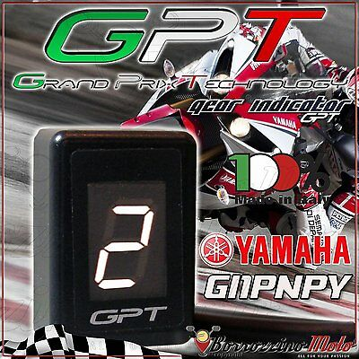 YAMAHA XJR 1300 2004-2010 GPT GI1PNPY DIGITAL GEAR INDICATOR PLUG /& PLAY