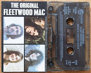 FLEETWOOD MAC - THE ORIGINAL (CASTLE ESSMC026) 1990 UK CASSETTE COMPILATION TAPE