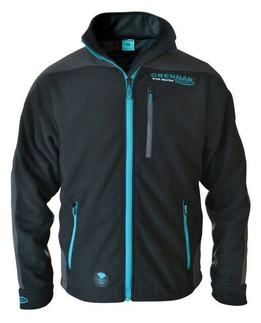 Drennan Wind Beater Fleece Clothing ALL SIZES