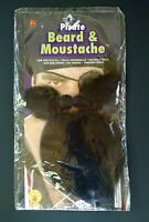 Rubie's Costumes Vintage Pirate Beard And Mustache Black