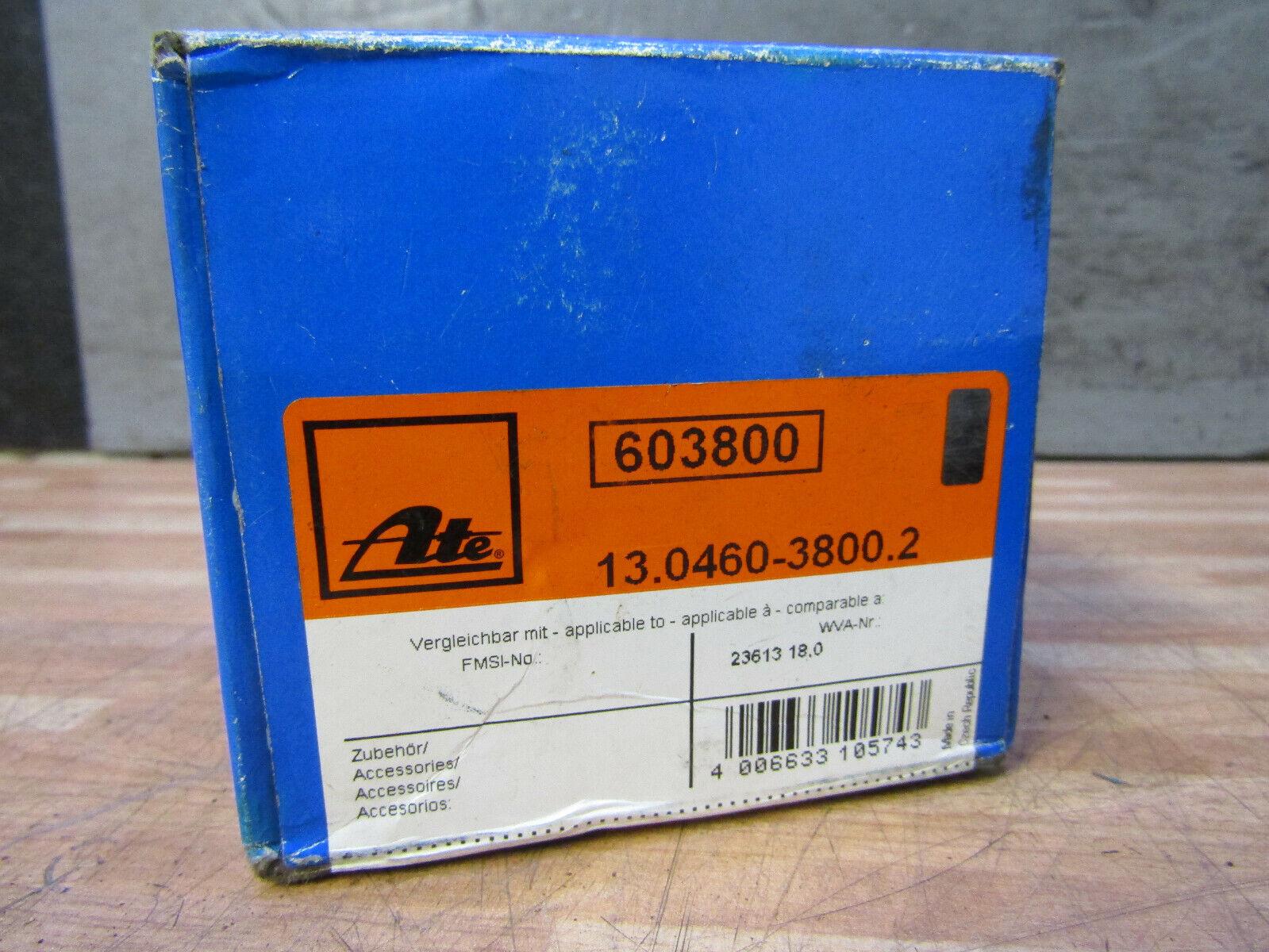 Scheibenbremse 6001710 für NISSAN OPEL RENAULT KRAFT AUTOMOTIVE Bremsbelagsatz