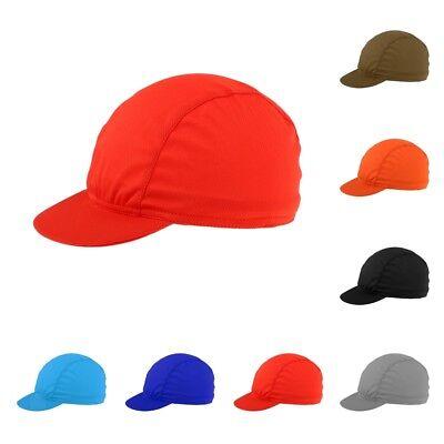 Quick Dry Sports Hat Lightweight Breathable Outdoor Run Road Bike Visor Cap