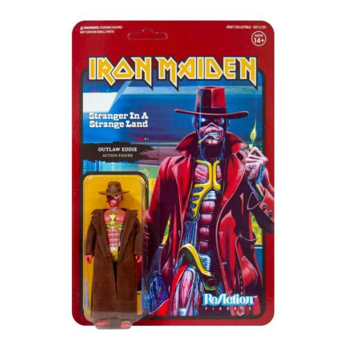 Iron Maiden Action Figure