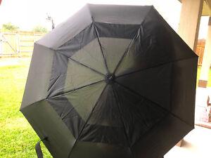 37868e976f29 Details about Shedrain Umbrella Mini Vented stick Auto open & close Vented  elite compact new
