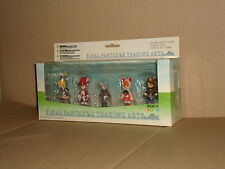 FINAL FANTASY III 3 SQUARE-ENIX TRADING ARTS 5 MINI FIGURES SET BRAND NEW IN BOX