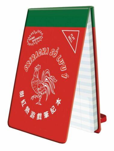 Ultra Pro Sriracha Score Keeping Life Pad