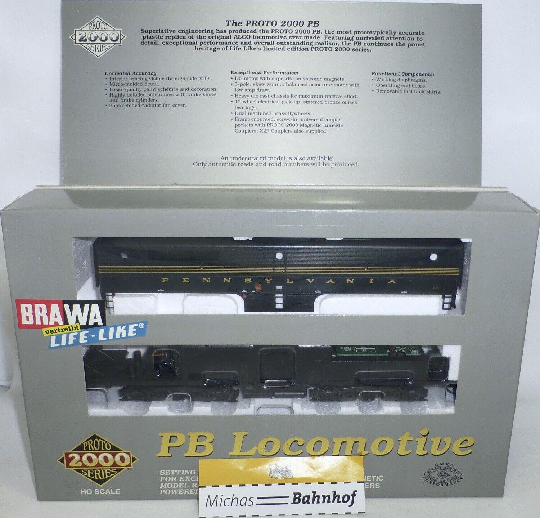 PRR 5750b PB locomotive prossoo 2000 30498 h0 1 87 OVP kb3 µ